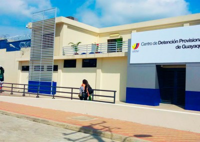 CDP-Centro de Detención Provicional | Guayas