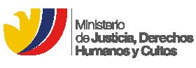 Logotipo_ministerio_justicia_derechos_humanos_cultos