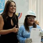 Mujeres asistentes de construcción - ISABA