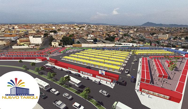 Parque Comercial Nuevo Tarqui