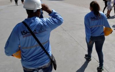 Galería Multimedia | Mujeres Manabitas asistentes de construcción